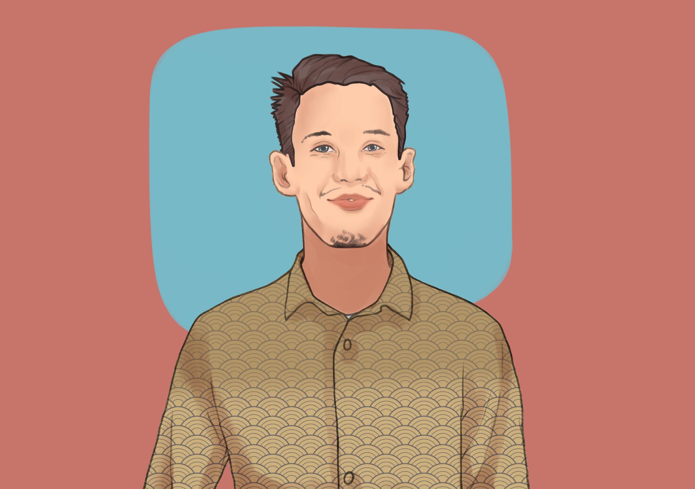 ilustrasi identitas Unhas